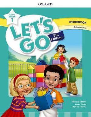 Let's Go, Let's Begin: Level 1 Workbook with Online Practice Pack