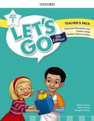 Let's Go, Let's Begin: Level 1. Teachers Book with DVD