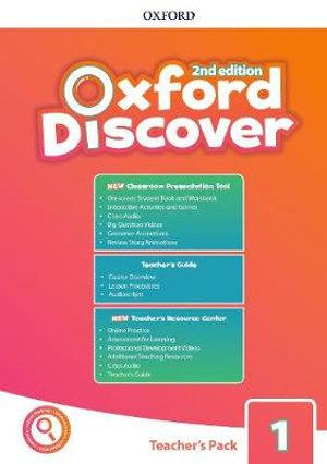 Oxford Discover: Level 1 Teacher's Pack