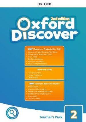 Oxford Discover: Level 2. Teacher's Pack