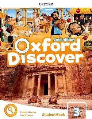 Oxford Discover: Level 3. Student Book Pack