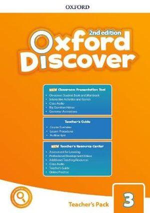 Oxford Discover: Level 3. Teacher's Pack