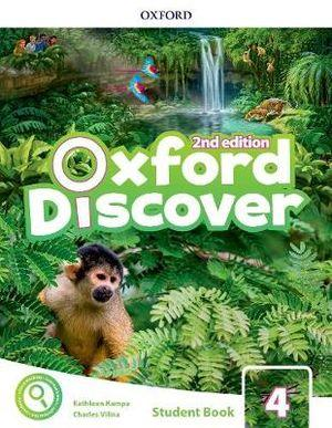 Oxford Discover: Level 4. Student Book Pack