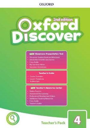 Oxford Discover: Level 4. Teacher's Pack