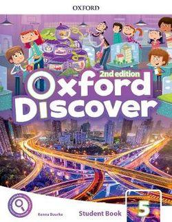 Oxford Discover: Level 5. Student Book Pack