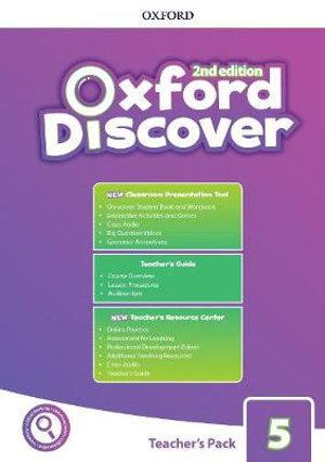 Oxford Discover: Level 5. Teacher's Pack