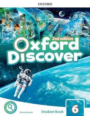 Oxford Discover: Level 6. Student Book Pack