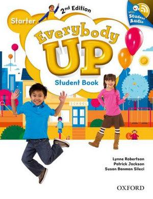 Everybody Up 0 Students Book with CD Pack