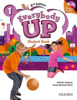 Everybody Up 1 Student's Book with CD Pack