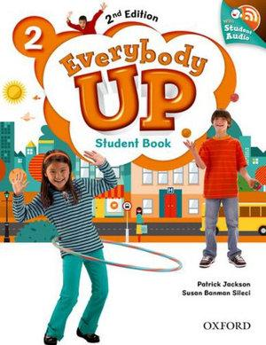 Everybody Up 2 Students Book with CD Pack