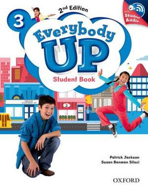 Everybody Up 3 Students Book with CD Pack