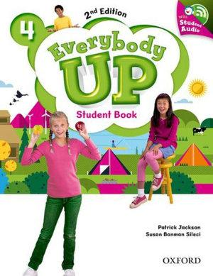Everybody Up 4 Students Book with CD Pack