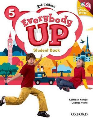 Everybody Up 5 Students Book with CD Pack