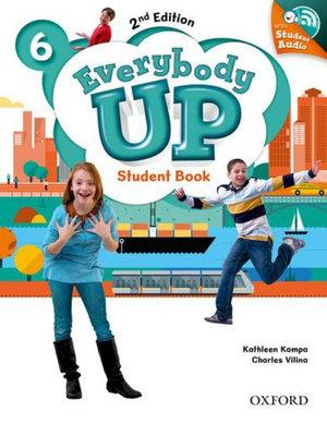 Everybody Up 6 Students Book with CD Pack