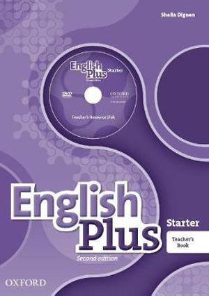 English Plus: Starter: Teacher's Book with Teacher's Resource Disk