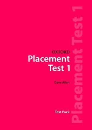 Oxford Placement Test Pack 1
