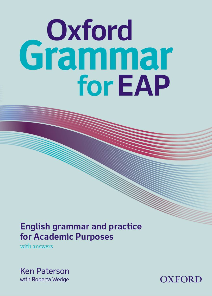 Oxford Grammar for EAP Student Book with Key