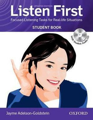 Listen First Student Book with Audio CD
