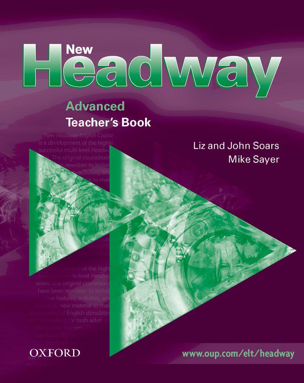 New Headway Advanced Teacher Book