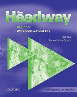 New Headway Beginner Workbook Without Key