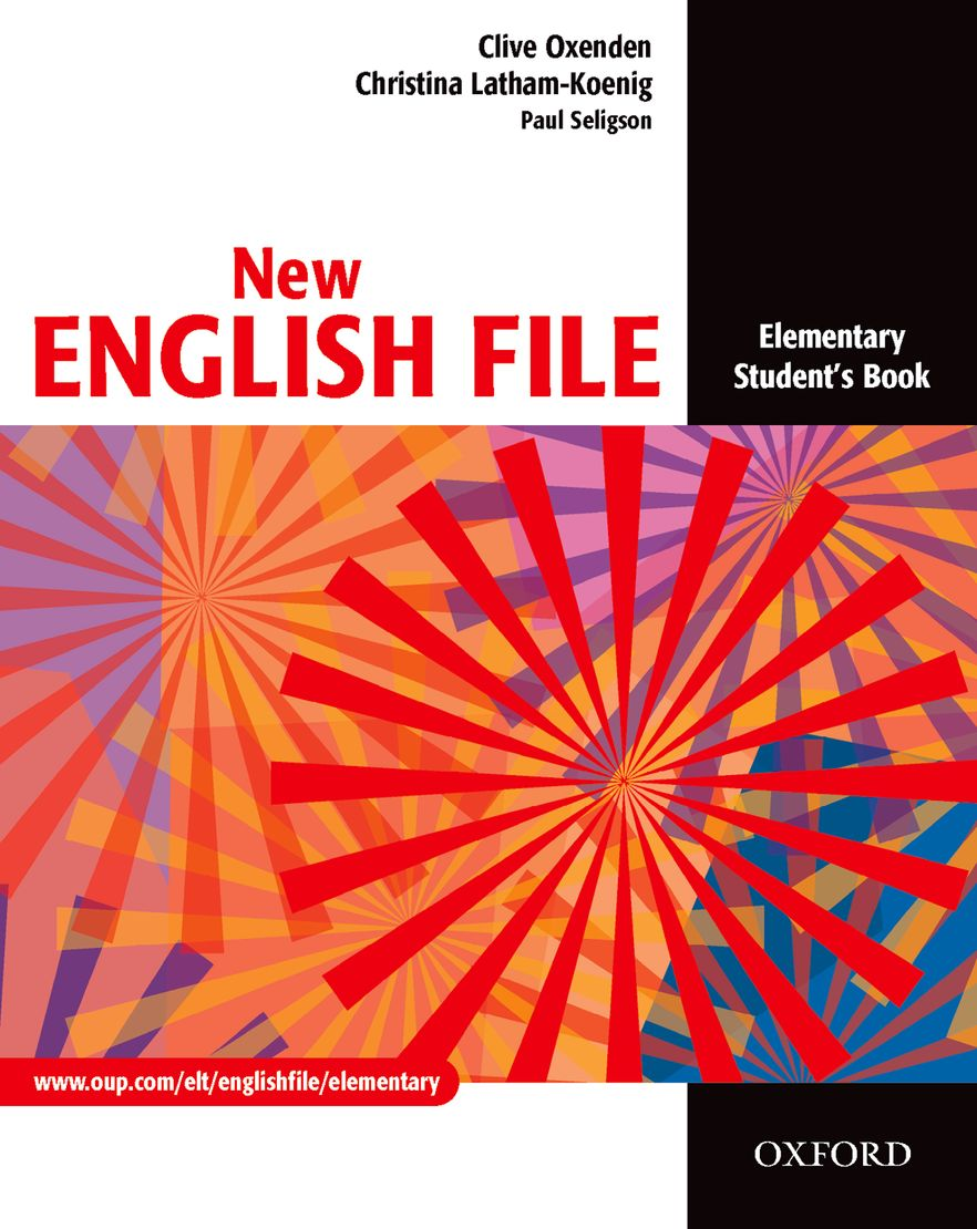 New English File Elementary Student Book