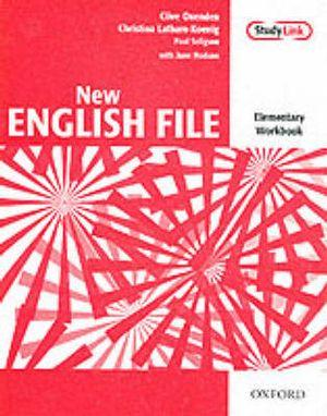 New English File Elementary Workbook Without Key