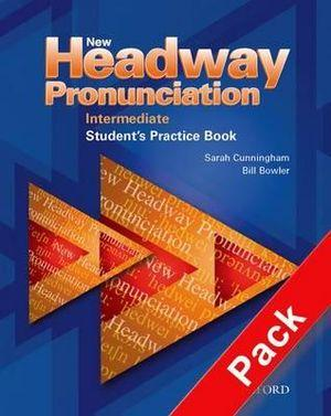 New Headway Pronunciation Course Pre-Intermediate Book + CD Pack