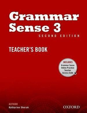 Grammar Sense 3 Teacher's Book Pack
