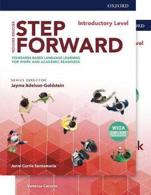Step Forward Introductory Student Book / Work Book Pack