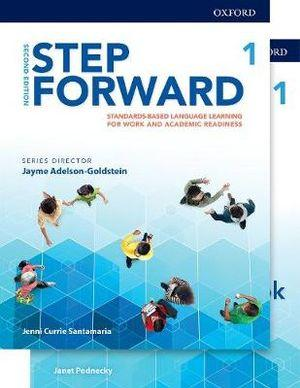 Step Forward Student Book / Work Book 1 Pack