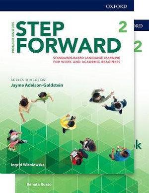 Step Forward Student Book / Work Book 2 Pack