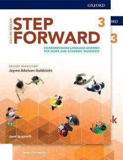 Step Forward Student Book / Work Book 3 Pack