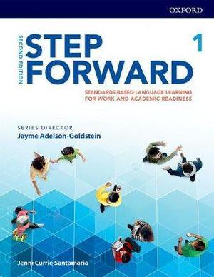 Step Forward Level 1 Students Book Pack