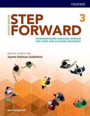 Step Forward Level 3 Students Book Pack