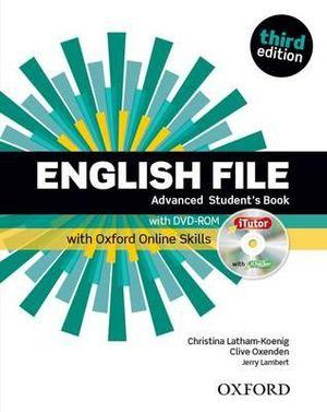 English File Advanced Student's Book with iTutor and Online Skills Bundle 1
