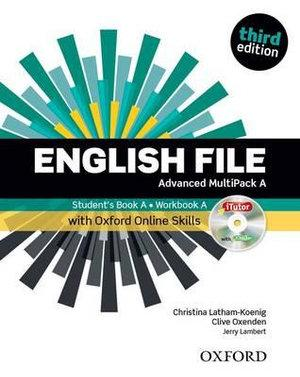 English File Advanced MultiPACK A with iTutor and Online Skills