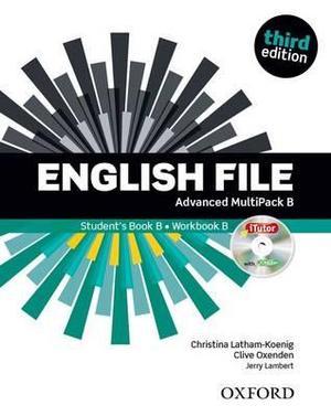 English File Advanced MultiPACK B