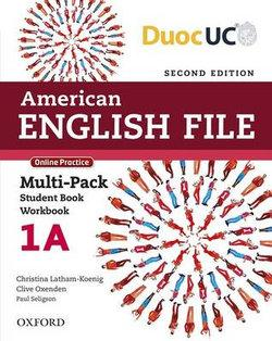 American English File Multi-pack A