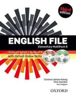 English File Elementary Multipack B with iTutor and Online Skills