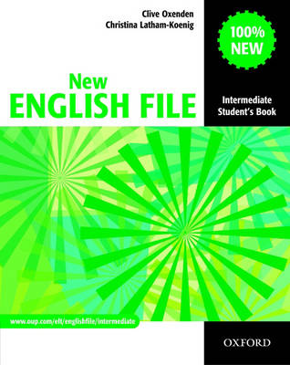 New English File Intermediate Student's Book