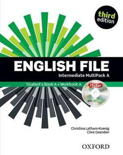 English File Intermediate MultiPACK A without Online Skills Practice