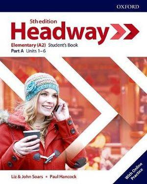 Headway Elementary Student's Book A with Online Practice