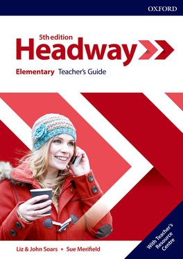 Headway Elementary Teacher's Book and Teacher Resource Centre Pack