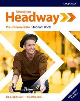 Headway Pre-intermediate Student's Book and Student Resource Centre Pack