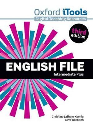 English File Intermediate-Plus iTools