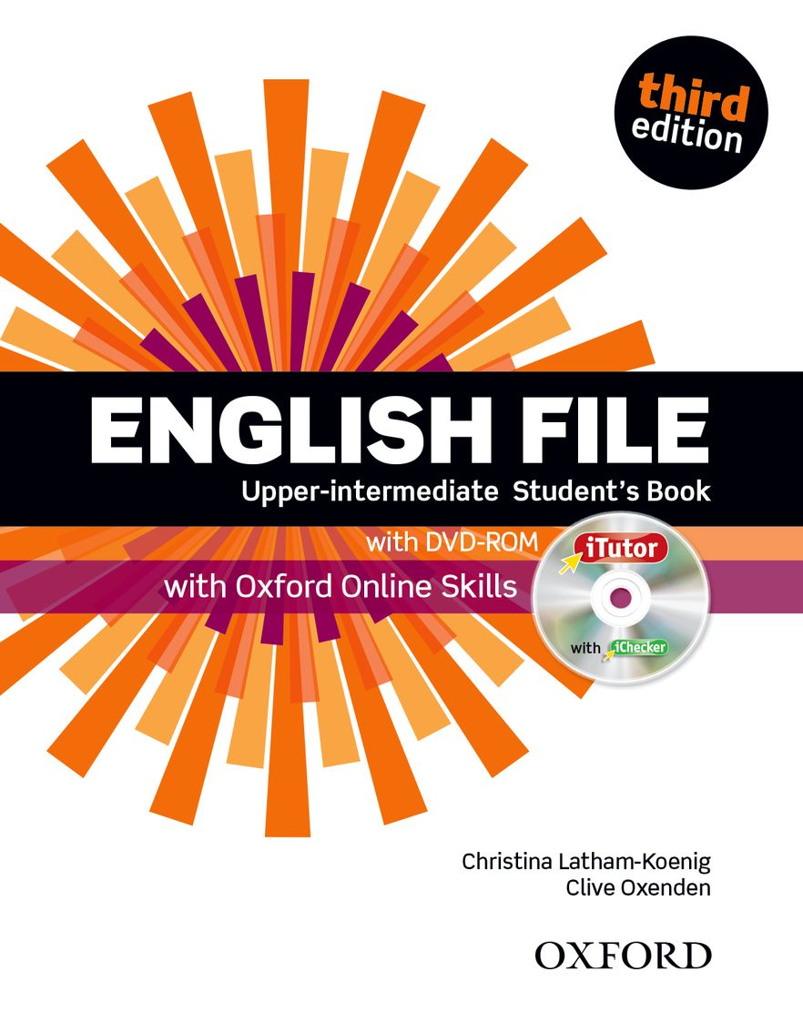 English File Upper-Intermediate Student Book With iTutor and Online Skills