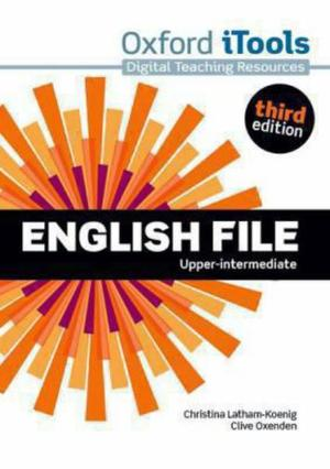 English File Upper-Intermediate iTools