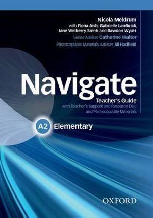 Navigate Elementary A2 Teacher's Support and Resource Disc