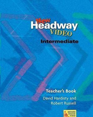 New Headway Video Intermediate Teacher's Book