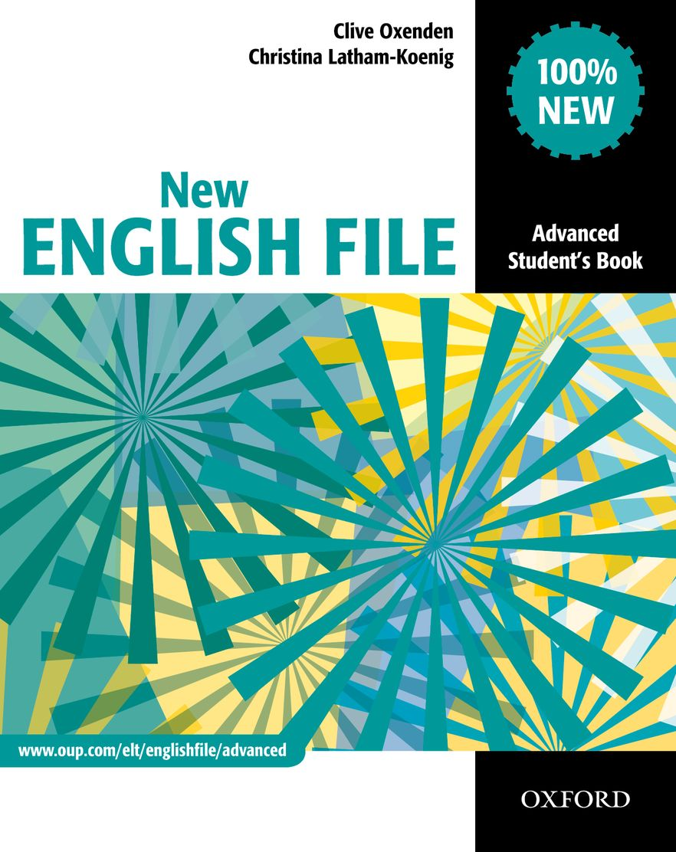 New English File Advanced Student Book